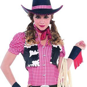 Country Cowgirl Cosplay Halloween Costume